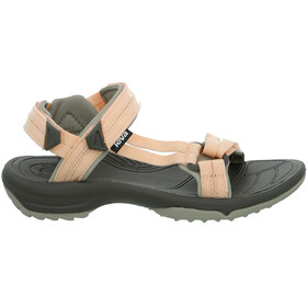 Teva Terra Fi Lite Sandals Women grey/orange